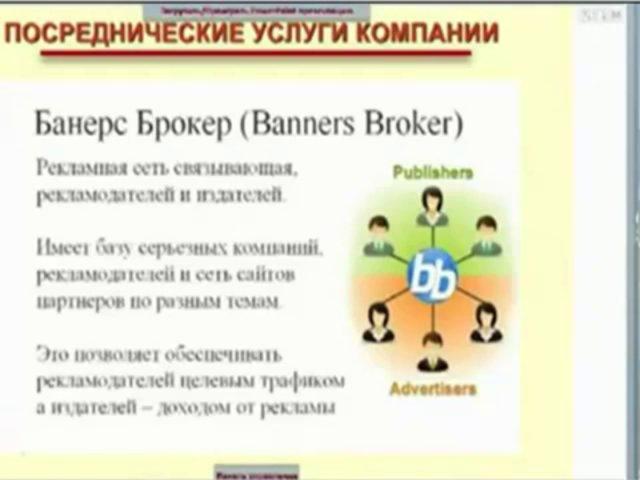 Бизнес брокер