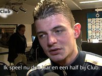 Maxime Lestienne verlengt zijn contract (29 jan 2013)