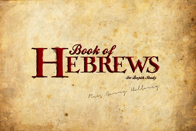 Book of Hebrews | In-Depth Study Part 1 on Vimeo