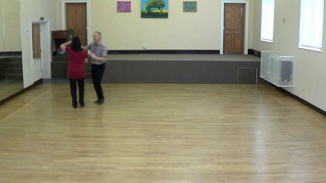 WHATCHA RECKON  ( Western Partner Dance )