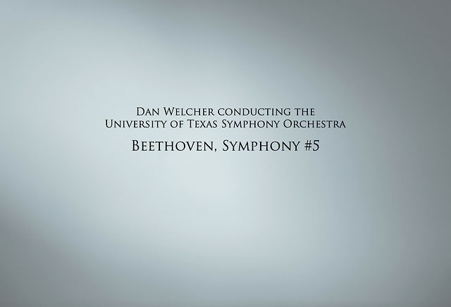 Beethoven, Symphony #5