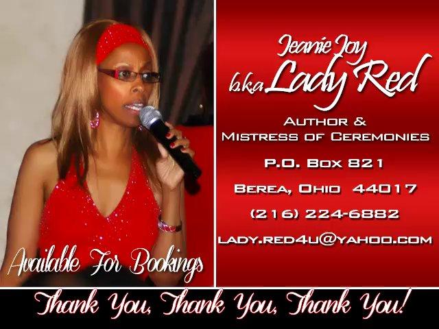 Jeanie Joy bka Lady Red