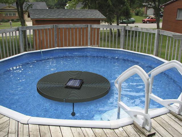 Dual solar pool heater on vimeo for Pool heater