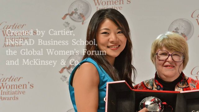 Recognising Talented Women in Business