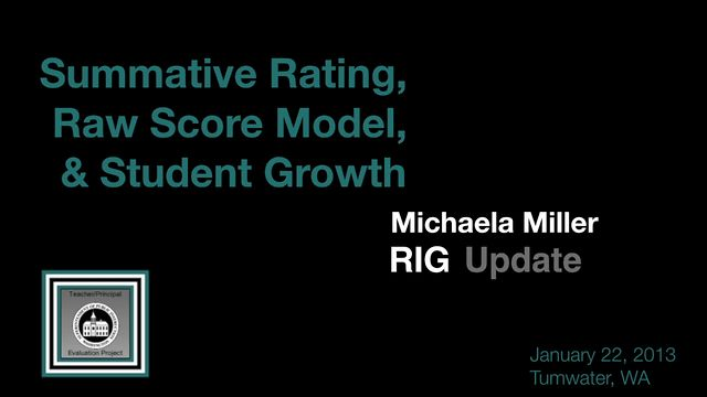 Summative Scoring, Raw Score, Student Growth.mp4