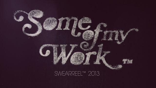 SwearReel™ 2013