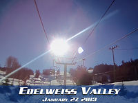 Edelweiss Valley : January 27, 2013