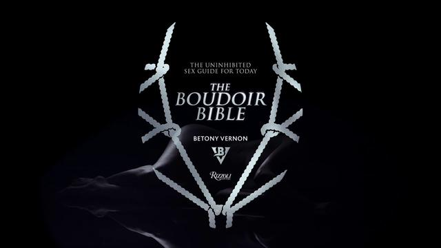 TRAILER EVANESCENCE - BOUDOIR BIBLE by BETONY VERNON