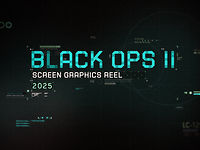 Call Of Duty: Black Ops 2 / Screen Graphics