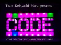 Code Beacon LED Light Project Documentary Video