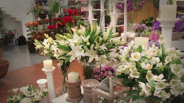 Ked - Flower Shop TV Ad - Interior Design Video on Vimeo