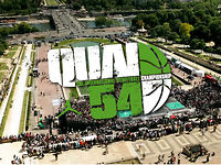 QUAI 54 INTERNATIONAL STREETBALL CHAMPIONSHIP – 2011