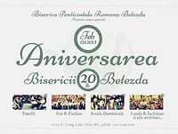 Sunday, February 03, 2013 pm - Aniversarea 20 de Ani!
