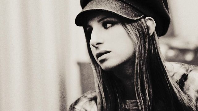 "Barbra Streisand ""I Think It's Going To Rain Today"""