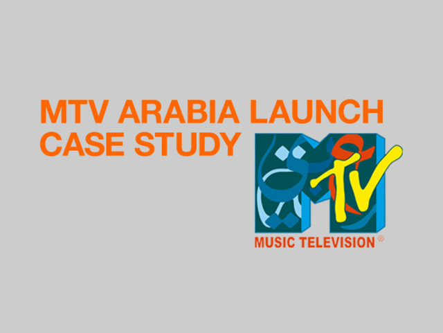 mtv brand case study Brand loyalty study:  exists within panel companies you'll still want to asked a question early in the survey confirming that this is the case online survey.