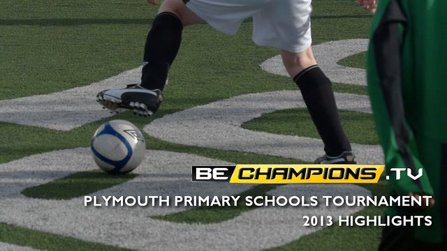 Plymouth Primary Schools Tournament Highlights 2013