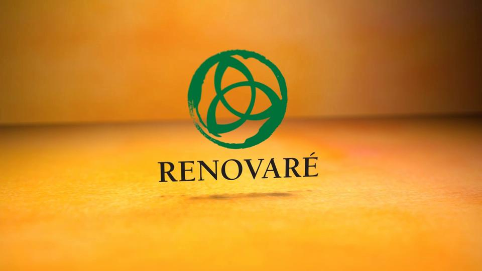 Renovare Logo Animation