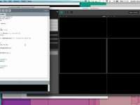 Processing With Mad Mapper using Syphon