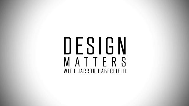 Episode 1 - Design Matters, with Jarrod Haberfield - 3 Loller St, Brighton
