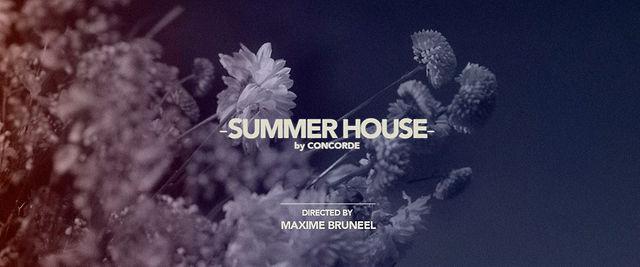 CONCORDE - SUMMER HOUSE -