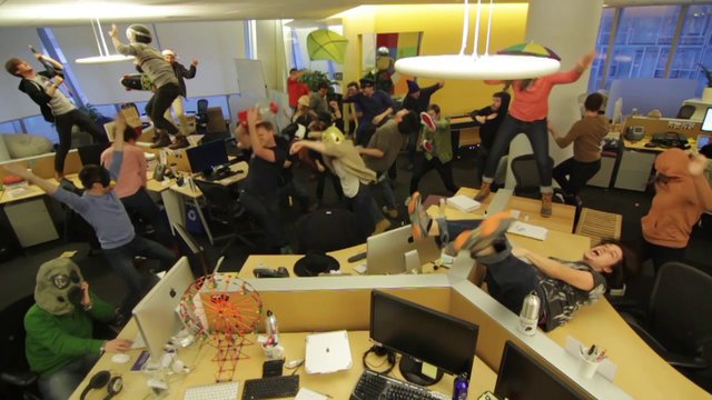 Harlem Shake - Vimeo Version