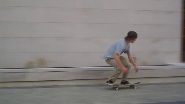 Jordan Vandenberg Skate 2012