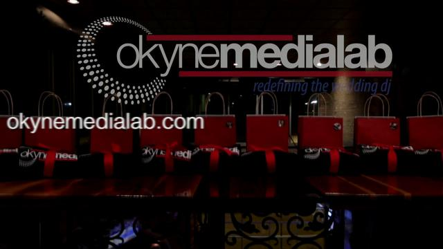 Okyne Medialab | Redefining the Wedding DJ™