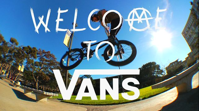 Connor Lodes MARKIT Welcome to Vans