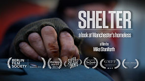 Shelter: a look at Manchester's homeless from Mike Staniforth