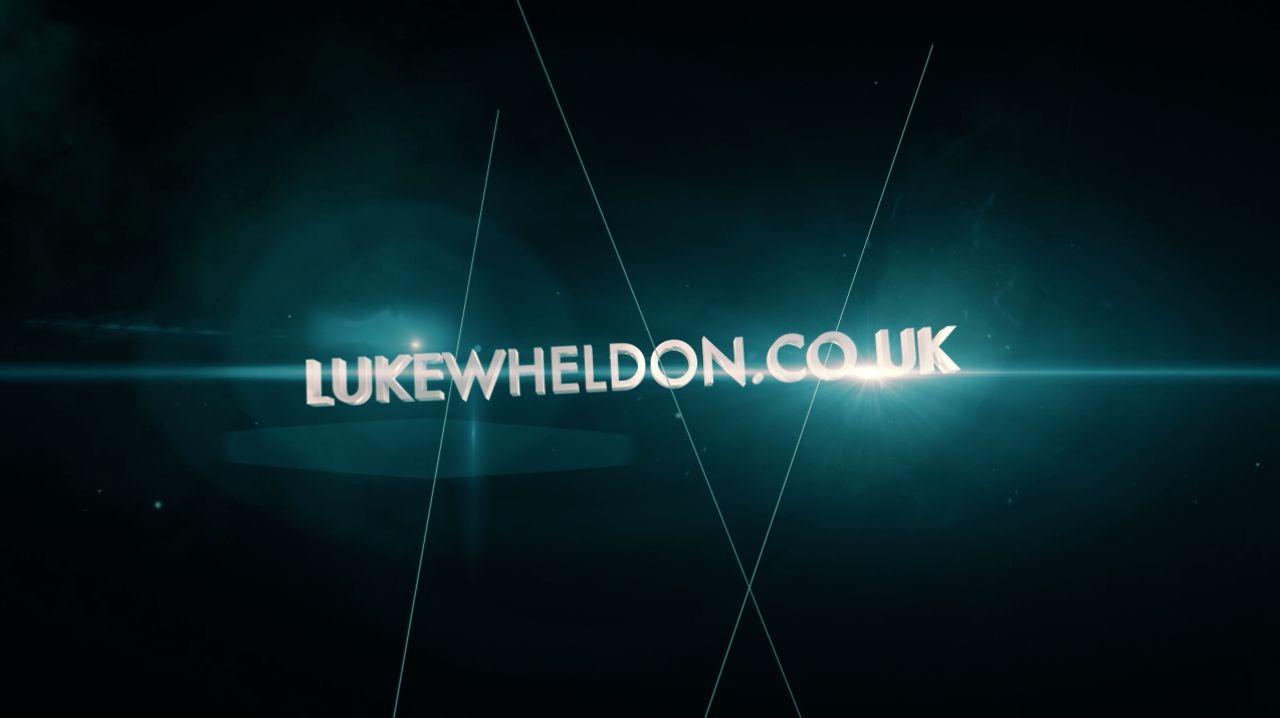 Luke Wheldon showreel 2013