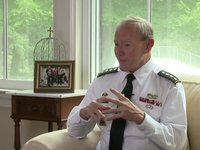 At Home with General Martin Dempsey, Chairman of the Joint Chiefs