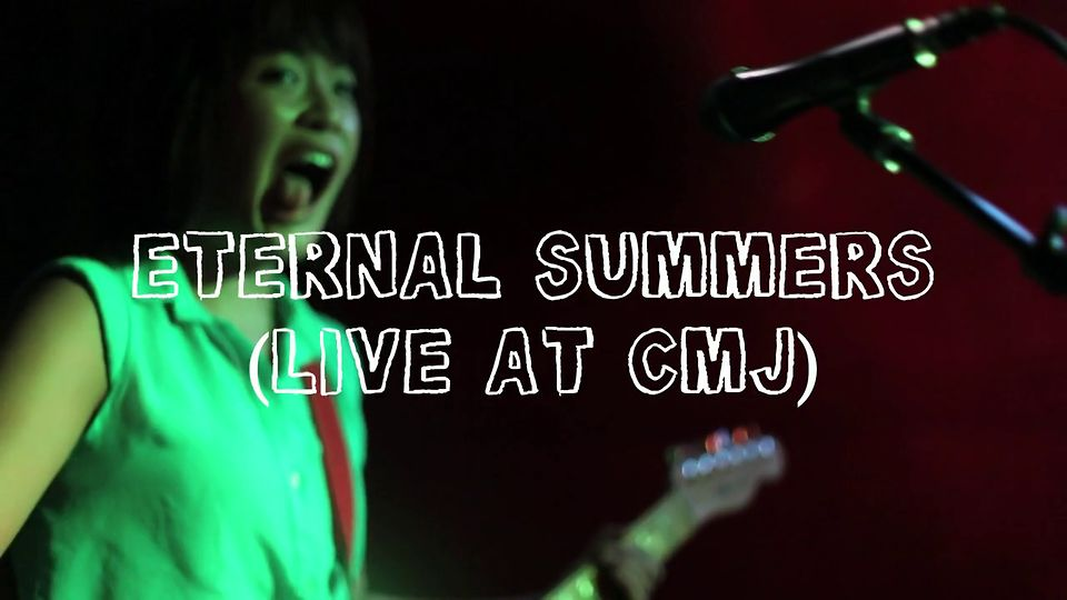 Watch Eternal Summers Play Live at CMJ Via Dirty Laundry TV (Music Video)