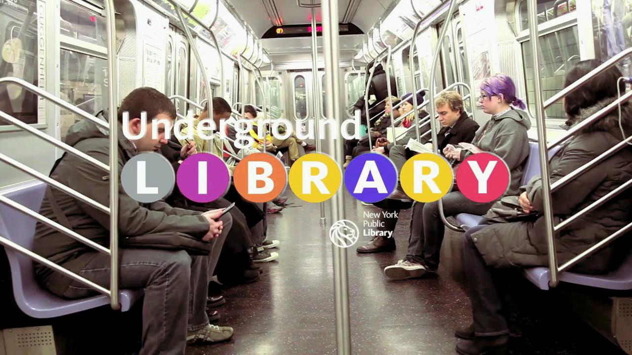 vimeo video: The Underground Library