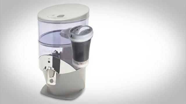 nikken pimag aqua pour gravity water system manual