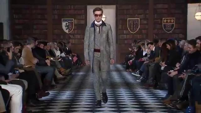 TOMMY HILFIGER  - Fall 2013 Collection - New York Mercedes-Benz Fashion Week