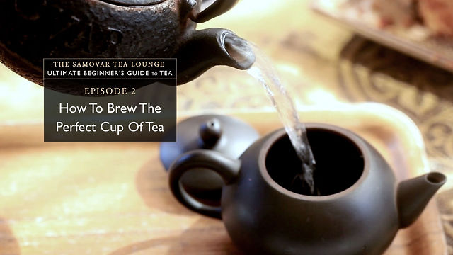 2. FREE! How To Brew The Perfect Cup Of Tea