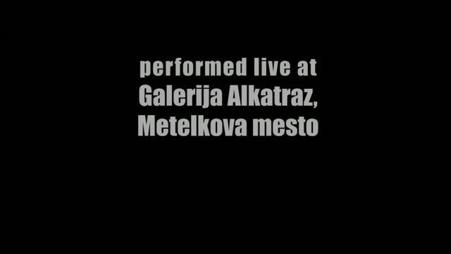 Kymatikon 0001 - Live at Alkatraz