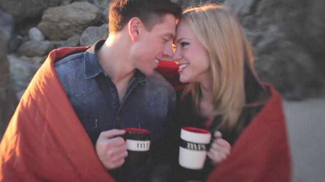 Ben + Vanessa's Engagement