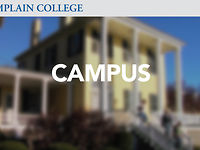 Champlain College Campus