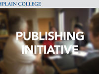 Champlain College Publishing Initiative