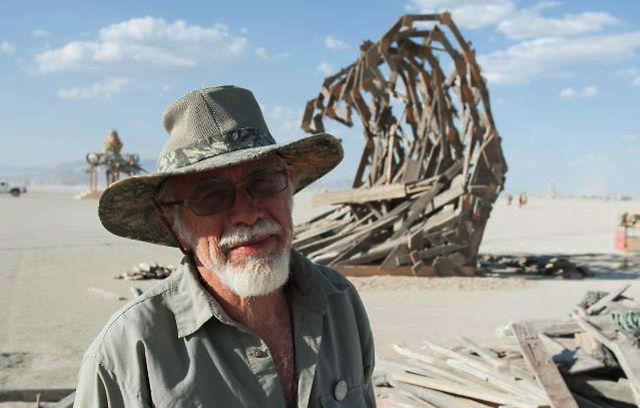 Breaking Wave (a Burning Man Art Doc)  part 2 of 4