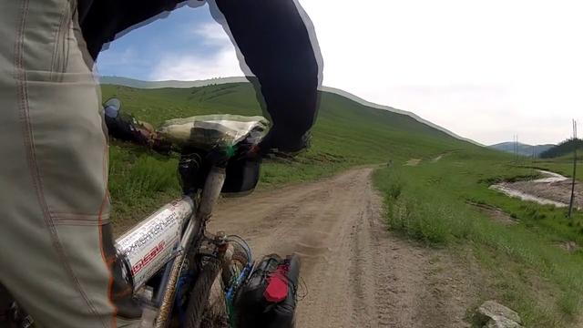 Outer Mongolia - by Mountain Bike // Mongolia X Project 2012 HD