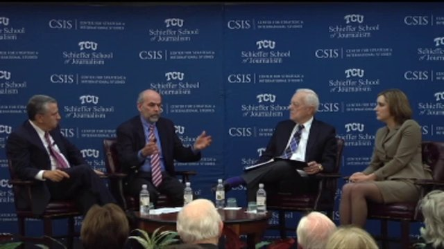 Schieffer Series: Foreign Policy Challenges for President Obama's Second Term
