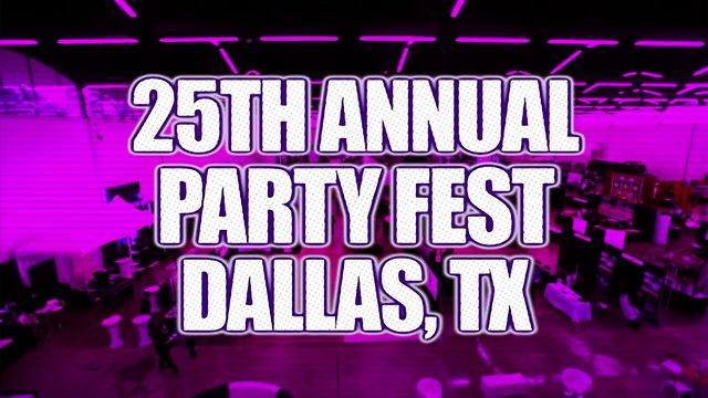 PartyFest Tradeshow 2013 | Dallas Corporate Video