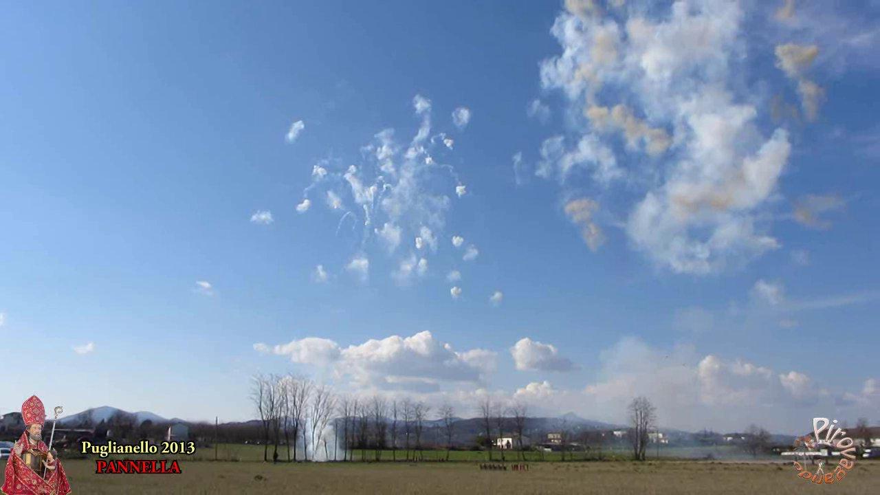 PUGLIANELLO (Benevento) - F.LLI PANNELLA (Diurno 2013)