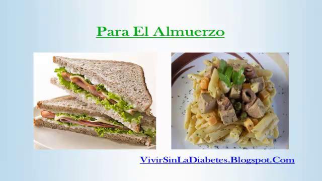 Ideas De Comidas Para Diabeticos Tipo 2 on Vimeo