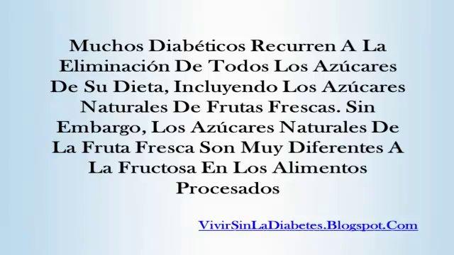 Frutas Recomendadas Para Diabeticos on Vimeo