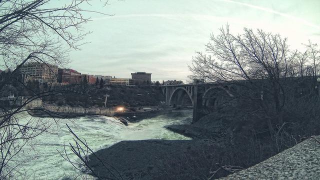 Monroe Street Bridge - Spokane, Washington