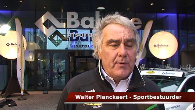Ploegvoorstelling Topsport Vlaanderen - Baloise 2013