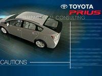 Prius Braking System